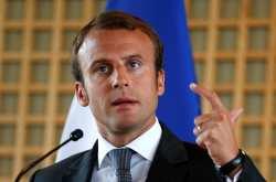 Και στις γαλλικές εκλογές θεωρούν υπεύθυνους τους Ρώσους οι ΗΠΑ για το χακάρισμα στον Μακρόν