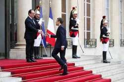 Γαλλία: Ο Εμανουέλ Μακρόν ανέλαβε τα προεδρικά καθήκοντά του