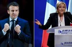 Γαλλικές εκλογές: Στις 3 Μαΐου η τηλεμαχία Μακρόν-Λεπέν