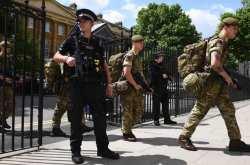 """Επίθεση στο Μάντσεστερ: Το επίπεδο της κατάστασης ασφάλειας παραμένει """"κρίσιμο"""""""