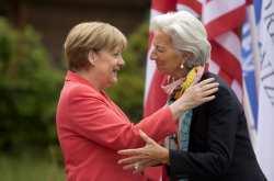 Μόνο με 5 δις αντί για 16 που έλπιζαν οι Ευρωπαίοι θα συμμετάσχει το ΔΝΤ στο πρόγραμμα διάσωσης της Ελλάδας - Πείστηκε το ΔΝΤ να μπει στο πρόγραμμα με έκπτωση