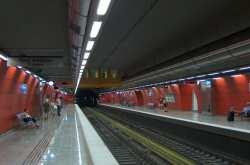 Κλειστοί το Σάββατο και την Κυριακή τέσσερις σταθμοί του μετρό