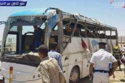 Μακελειό στην Αίγυπτο: Πολλά παιδιά ανάμεσα στους νεκρούς της δολοφονικής επίθεσης (ΦΩΤΟ)
