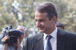 Στην ανάγκη «λελογισμένης και στοχευμένης μείωση των κρατικών δαπανών», αναφέρθηκε ο πρόεδρος της ΝΔ Κυριάκος Μητσοτάκης