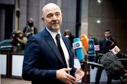 """Όχι του Μοσκοβισί σε όσους ζητούν """"ολοένα και περισσότερα μέτρα"""" από την Ελλάδα"""