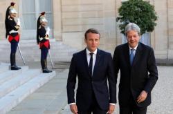 Η ενίσχυση της ευρωπαϊκής ολοκλήρωσης και η προσφυγική κρίση στη συνάντηση Μακρόν-Τζεντιλόνι