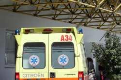 Νεκρός άνδρας στη Θεσσαλονίκη - Έπεσε από τον 5ο όροφο οικοδομής