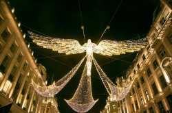 Τα Χριστούγεννα έφτασαν στο Λονδίνο