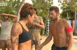 Survivor: Τελικά τι συμβαίνει μεταξύ Ευρυδίκης και Ντάνου;