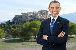 Στην Ακρόπολη και το Ίδρυμα Νιάρχος αύριο ο Πρόεδρος Ομπάμα