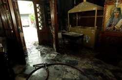 Από... θαύμα σώθηκε ο ιστορικός ναός του Αγίου Δημητρίου στου Ψυρρή (ΦΩΤΟ)
