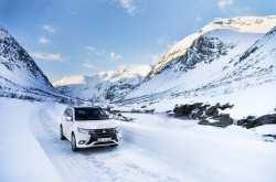 Η πορεία του πρωτοποριακού Mitsubishi Outlander PHEV στη Νορβηγία