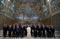 Οι ευχαριστίες του Πάπα Φραγκίσκου στον Έλληνα πρωθυπουργό στο Βατικανό