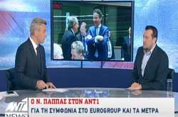 Παππάς: Δεν θα υπάρξει μέτρο που θα φέρει ούτε ένα ευρώ επιπλέον λιτότητας (ΒΙΝΤΕΟ)