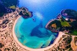 Δυο ελληνικές παραλίες ανάμεσα στις ωραιότερες του κόσμου