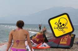 Προσοχή: Σε αυτές τις ελληνικές παραλίες δεν πρέπει να κολυμπήσετε