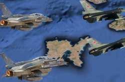 Μπαράζ τουρκικών παραβιάσεων στη θάλασσα και στον ουρανό του Αιγαίου - Κατάφωρη παραβίαση του διεθνούς δικαίου