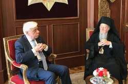 Πρ. Παυλόπουλος: Το Πατριαρχείο είναι ένας από τους ισχυρότερους δεσμούς της Τουρκίας με την ΕΕ και τη Δύση