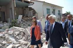 Πρ. Παυλόπουλος: Η Βρίσα πρέπει και θα ξαναγίνει όπως ήταν