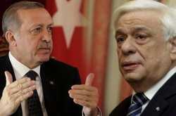 Ματαίωσε την συνάντηση με τον Παυλόπουλο ο Ερντογάν