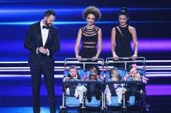 Όλα όσα έγιναν στα People's Choice Awards 2017