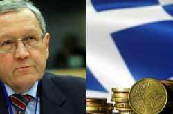 """Ψυχρολουσία από τον Κλάους Ρέγκλινγκ- """"Μετέωρες"""" οι δόσεις για την Ελλάδα αν δεν συμμετέχει το ΔΝΤ στο ελληνικό πρόγραμμα"""