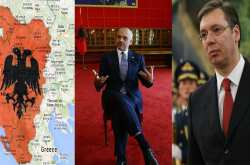 """Οι επιδιώξεις Ράμα για """"Μεγάλη Αλβανία"""" βάζουν φωτιά στα Βαλκάνια-Πολεμικές προετοιμασίες (ΒΙΝΤΕΟ)"""
