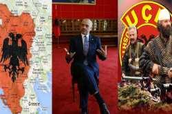 """Επιμένει ο Ράμα στην """"Μεγάλη Αλβανία""""-Σερβία: """"Όχι στο σατανικό κράτος!"""" (ΒΙΝΤΕΟ)"""