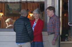 Ο Ρόμπερντ Ρεντφορντ και η Τζέιν Φόντα ζευγάρι!