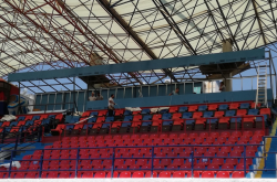 """""""Καλωπίζεται"""" ενόψει Europa League, η Νέα Σμύρνη (ΦΩΤΟ)"""