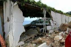 Για τέταρτη ημέρα συνεχίστηκαν οι δευτεροβάθμιοι έλεγχοι στις σεισμόπληκτες περιοχές της Λέσβου