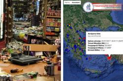 Τραγωδία στην Κω - Τουλάχιστον δυο νεκροί και δεκάδες τραυματίες από τον μεγάλο σεισμό των 6,4 Ρίχτερ που σημειώθηκε στα Δωδεκάνησα -Και δεύτερος σεισμός 5,1 Ρίχτερ (ΦΩΤΟ-ΒΙΝΤΕΟ)