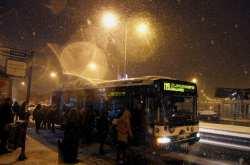Σημαντικά προβλήματα σε δρομολόγια λεωφορείων λόγω της κακοκαιρίας