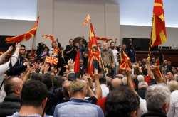 Αυτή είναι η νέα κυβέρνηση στα Σκόπια