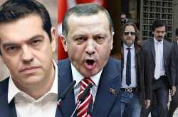 """Μαξίμου: Οι πραξικοπηματίες είναι μη ευπρόσδεκτοι στην Ελλάδα, ωστόσο οι αποφάσεις της Δικαιοσύνης είναι δεσμευτικές- Ερντογάν: Ο Τσίπρας μου είχε υποσχεθεί ότι οι """"8"""" θα εκδοθούν σε 15-20 ημέρες!"""