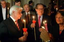 Που θα κάνουν Πάσχα: Πρόεδρος και πολιτικοί αρχηγοί