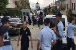 Έκτακτο: Πυροβολισμοί με νεκρό στην πρεσβεία του Ισραήλ στην Τουρκία!