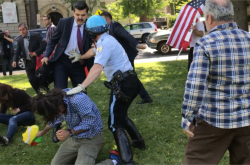 ΗΠΑ: Βουλευτές ζητούν την επίσημη καταδίκη της Τουρκίας για τα επεισόδια από την φρουρά του Ερντογάν