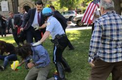 Οι ΗΠΑ ζήτησαν από την Γερμανία την σύλληψη των «φουσκωτών» του Ερντογάν