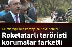 Ένοπλη επίθεση εναντίον του ηγέτη της αξιωματικής αντιπολίτευσης Κιλιτσντάρογλου