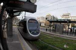 Σύλληψη για φθορές σε ακυρωτικά μηχανήματα εισιτηρίων σε στάση του τραμ