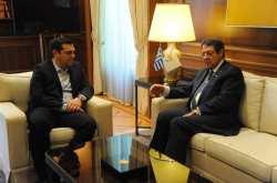 Τσίπρας: Επίλυση του Κυπριακού στη βάση του Διεθνούς Δικαίου