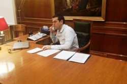 Σεισμός Κως: Τηλεφωνικές επικοινωνίες Τσίπρα με τον περιφερειάρχη Ν. Αιγαίου και τον δήμαρχο της Κω