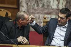 Γ. Βαρουφάκης: Όταν ο Τσίπρας με απείλησε...