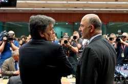 Το χρέος και τα πρωτογενή πλεονάσματα στην αυριανή συνάντηση Τσακαλώτου, Σταθάκη με Μοσκοβισί