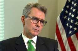 Αμερικανός πρέσβης: Η Ελλάδα σύμμαχος-κλειδί για τη σταθερότητα στην περιοχή και την αντιμετώπιση της τρομοκρατίας