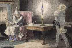 Ο Σκρουτζ , ο Σόιμπλε και το πνεύμα των Χριστουγέννων