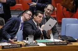 ΟΗΕ: Βέτο Ρωσίας στο ψήφισμα καταδίκης για τον Ασαντ από ΗΠΑ, Γαλλία, Βρετανία