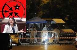 Οργισμένη αντίδραση του του γιου της Εισαγγελέως Τσατάνη για τη βόμβα στην Ιπποκράτους