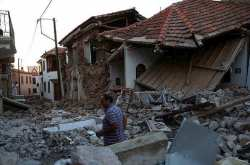 Σεισμός Μυτιλήνη: 221 κτίσματα κρίθηκαν επικίνδυνα και ετοιμόρροπα στη Βρίσα της Λέσβου